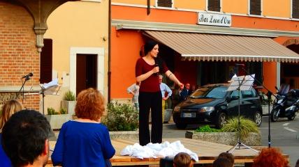 La brava regista, Marta Ossoli